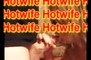 hotwife works hubbys little peppy