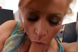 redhead cougar acquire drilled by younger guy