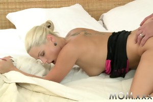 mamma aged honeys love it is from behind