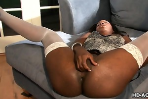 dark d like to fuck hottie acquires stuffed hard