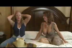 milfs acquire nasty with every other part 1 of 2