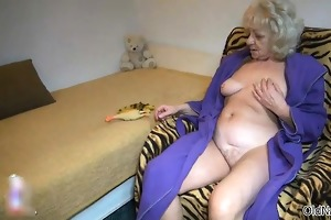 wicked older bitch receives lustful rubbing part4