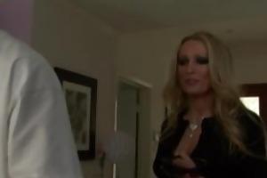 hot wife doing a lustful stranger