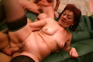 hunk pounds aged pussies