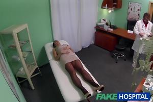fakehospital naughty mum has body image problems