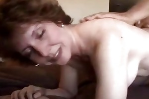 old granny amy lynn wishes hard knob