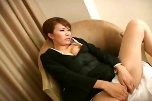 japanese d like to fuck has unshaved twat licked