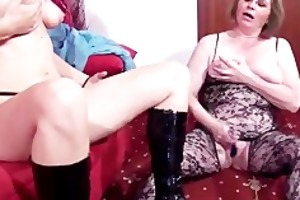 wicked housewife engulfing hard on an biggest