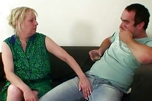 repairmen group sex breasty grandma from the one