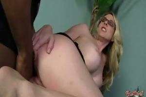 cougar bonks a biggest dark monster penis 8