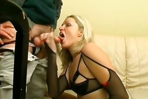 blond d like to fuck got drilled by sexually