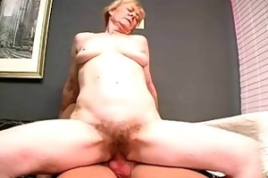 experienced granny snatch