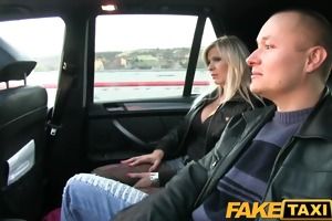 faketaxi spouse watches his wife getting screwed
