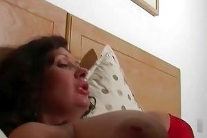 classy dark brown wife got drilled in hawt dark