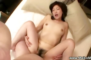 priceless unshaved japanese love making