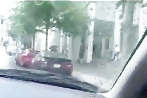 cougar stacy fillmore picked up and gangbanged
