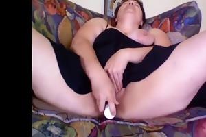 masturbate for boyfriend big beautiful woman milf