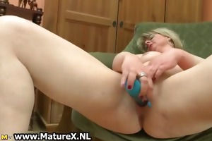 immodest older housewife fucking