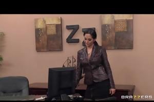 sexy breasty dark brown mother i secretary