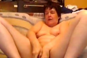 solo pleasure of 47 years belgium housewife