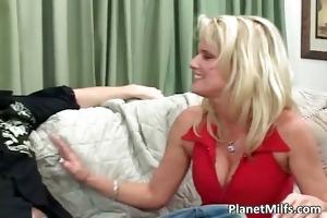 blonde classy get her moist bald bawdy cleft part5