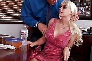 my wifes breasty blonde ally sandy