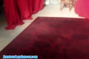 cute czech mother i gives hot lapdance