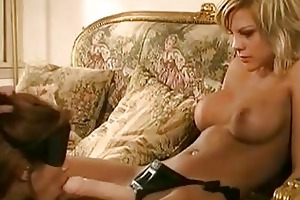 breasty lesbo mommas fingering and licking every