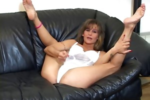 jerk off instructor demos proper masturbation on