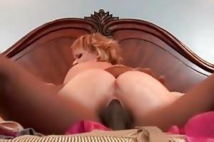 concupiscent blond mother i slut rammed on her