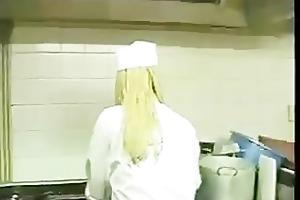 saucy chef