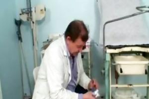 older miriam fetish gyno exam speculum exam