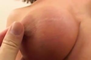 wendy taylor bounces her biggest titties around