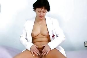 hawt mother i in nurse uniform stret...