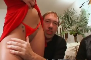 danica gets sent to filthy d - the floozy wife