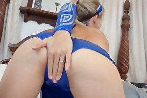 mother i kitana battling her cum-hole