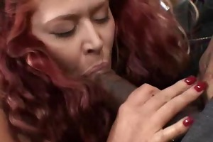 darksome drilled a hawt wife