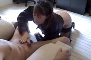 hawt d like to fuck gives worthy blowjob and cook
