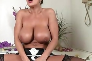 lisa ann fucking herself