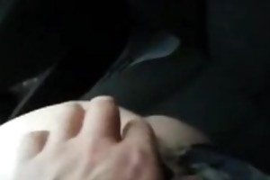 aged couple car sex and outdoor sex