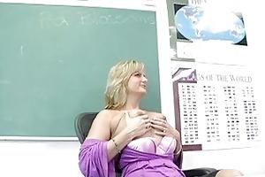 uk mother i teacher masturbates in the classroom