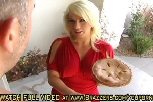 brooke haven - large dick prey