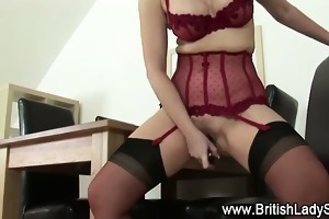 solo mature nylons hoe uses machine