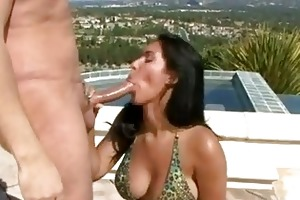 naughty sexy wife isis love acquires her throat