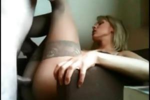 blonde milf homemade porn
