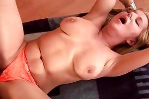 mature slag emily acquires her wet crack boned