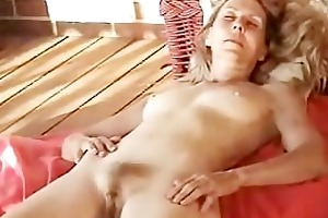 cumming on her after she is was eaten