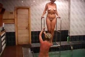 russian bitches screwed in sauna