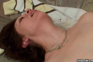 mommy can control the urge for his palpitating rod