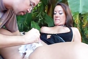 shave dat white pussy - scene 1